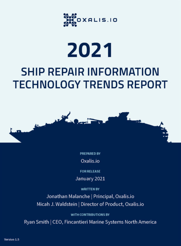 Oxalis Ship Repair Industry Report