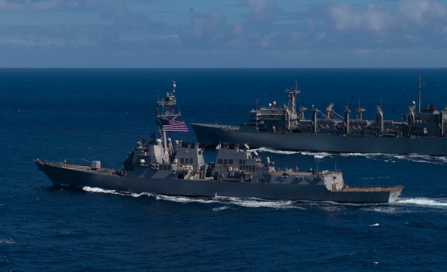 US Destroyers