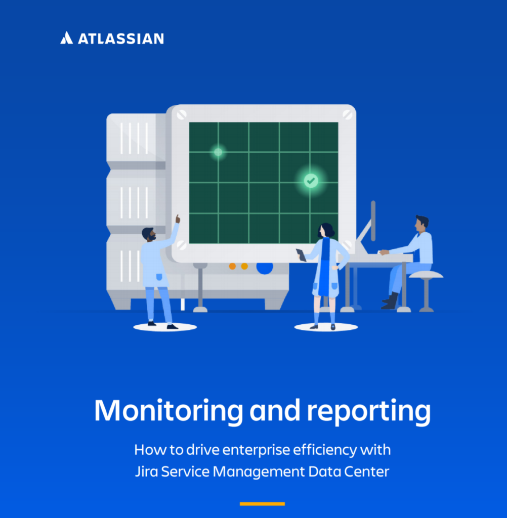 How to drive enterprise efficiency with Jira Service Management Data Center