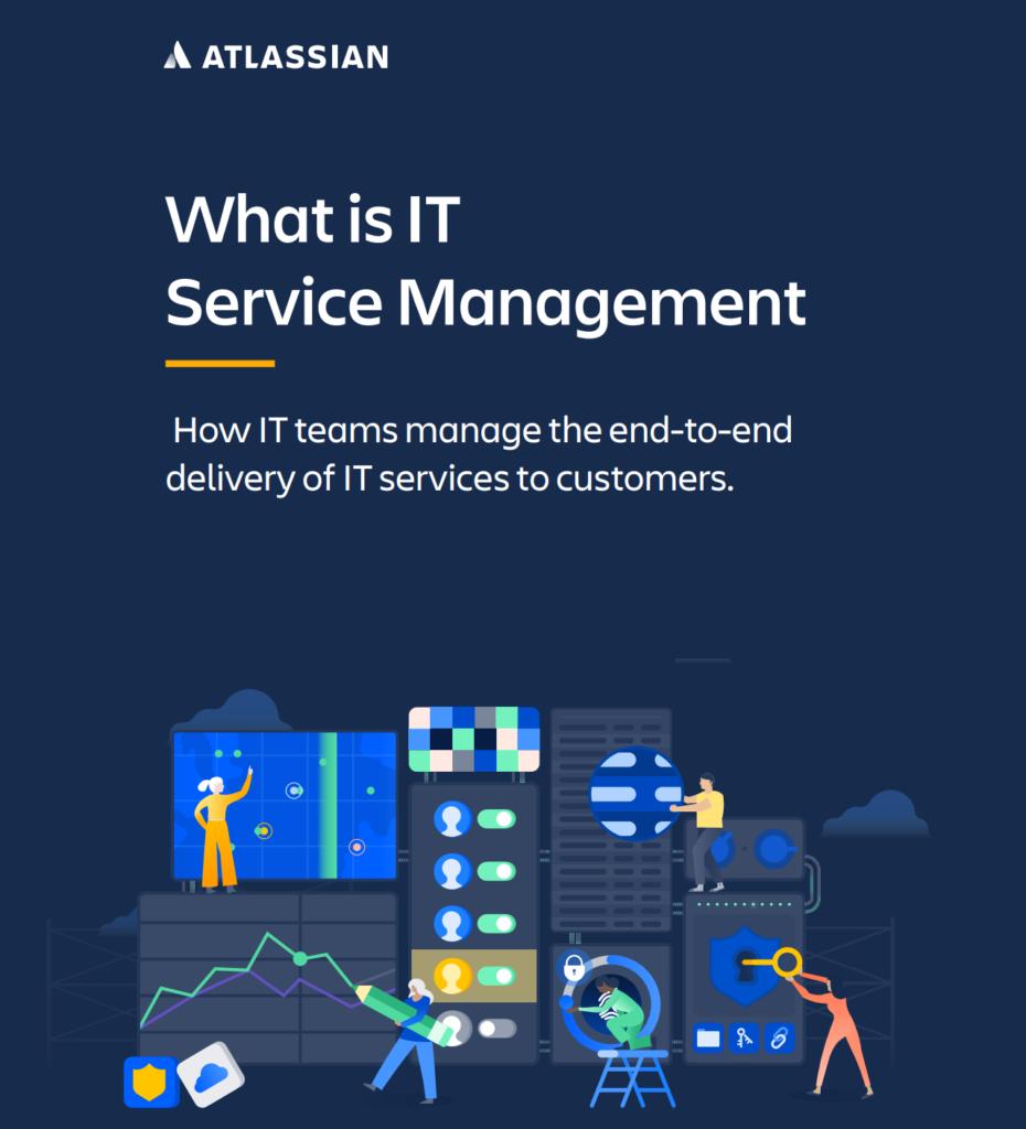 What's IT serivce management