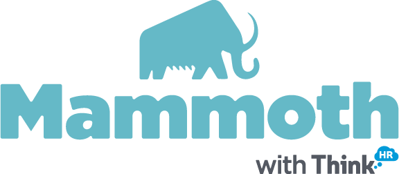 Mamooth we think logo